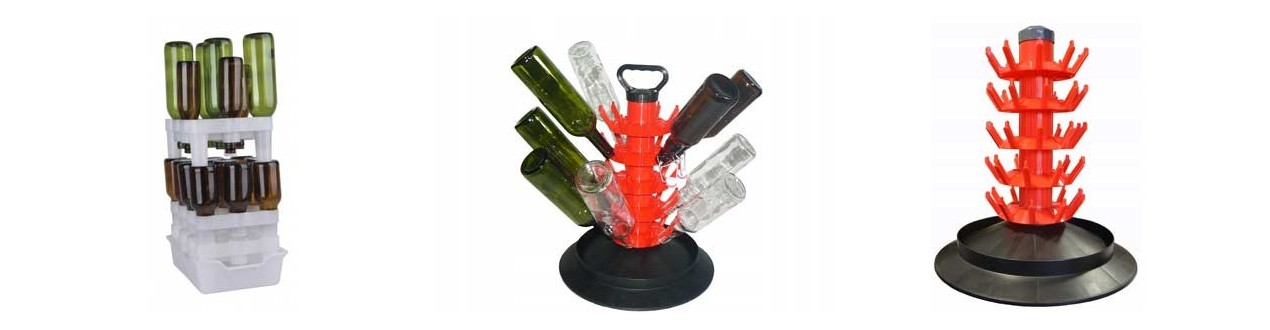 Bottle drainers