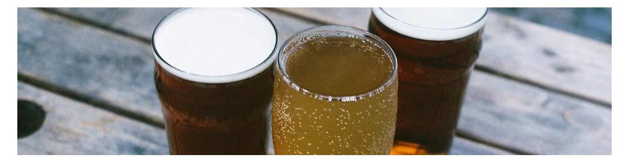 Kvass and cider