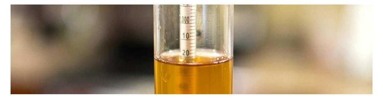 Измерение алкоголя