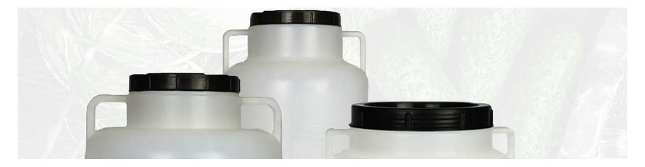 Kunststofffässer zum Ansäuern