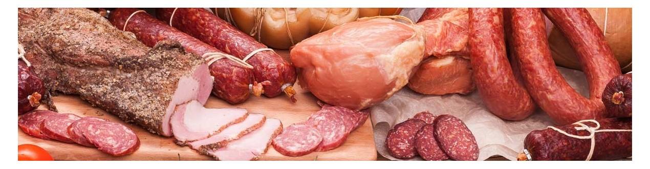 Gaļas izstrādājumu pagatavošana