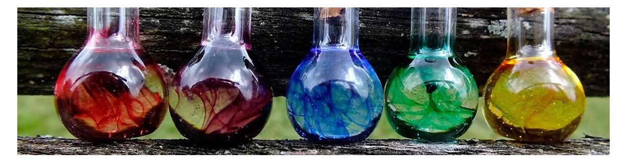 Glasware for laboratory