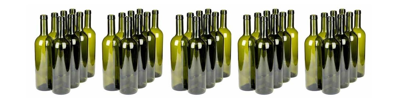 Wholesale wine bottles