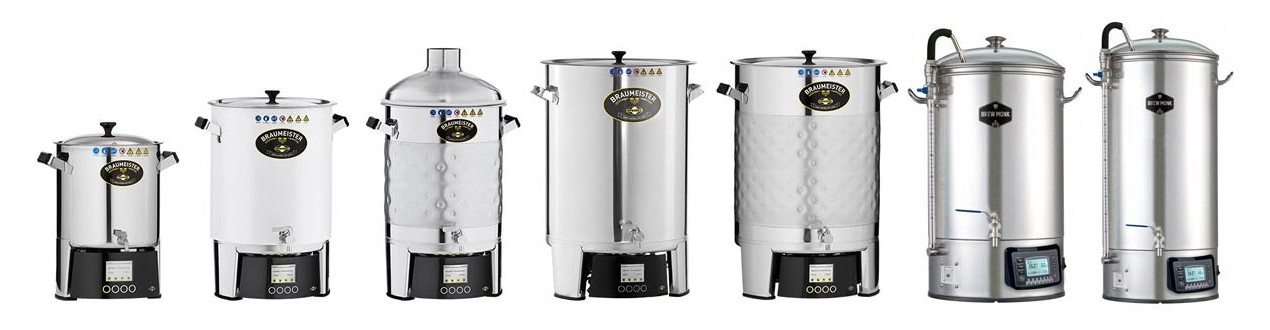 Electric breweries