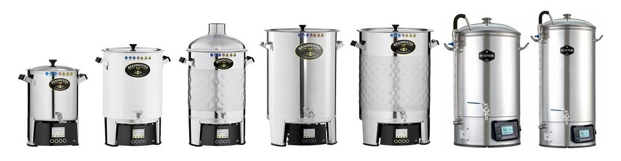 Elektrische Brauereien