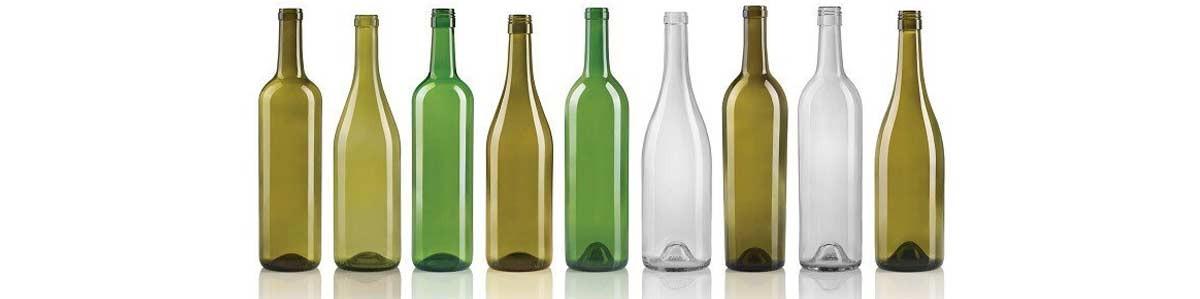 Винные бутылки