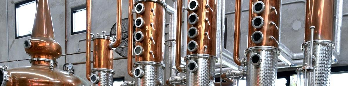 Destilācijas iekārtas ražošanai